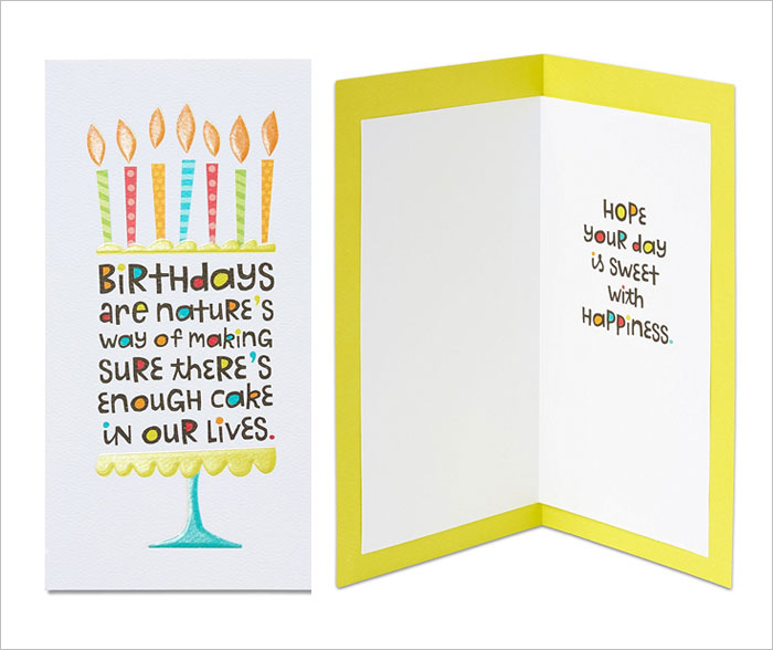 American-Greetings-Cake-Birthday-Card-with-Embossing-3