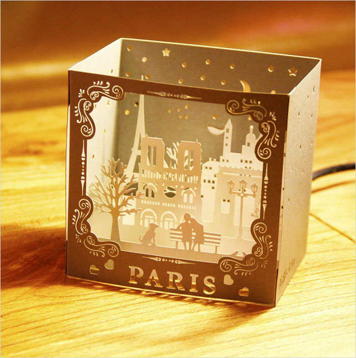 Paper-Spiritz-Paris-silhouette-Skyline-3D-Pop-up-Greeting-Card