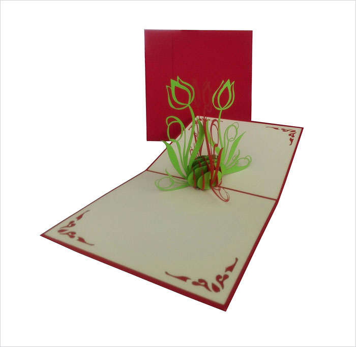 Pop-up-Mothers-Day-Cards-3D-Tulip