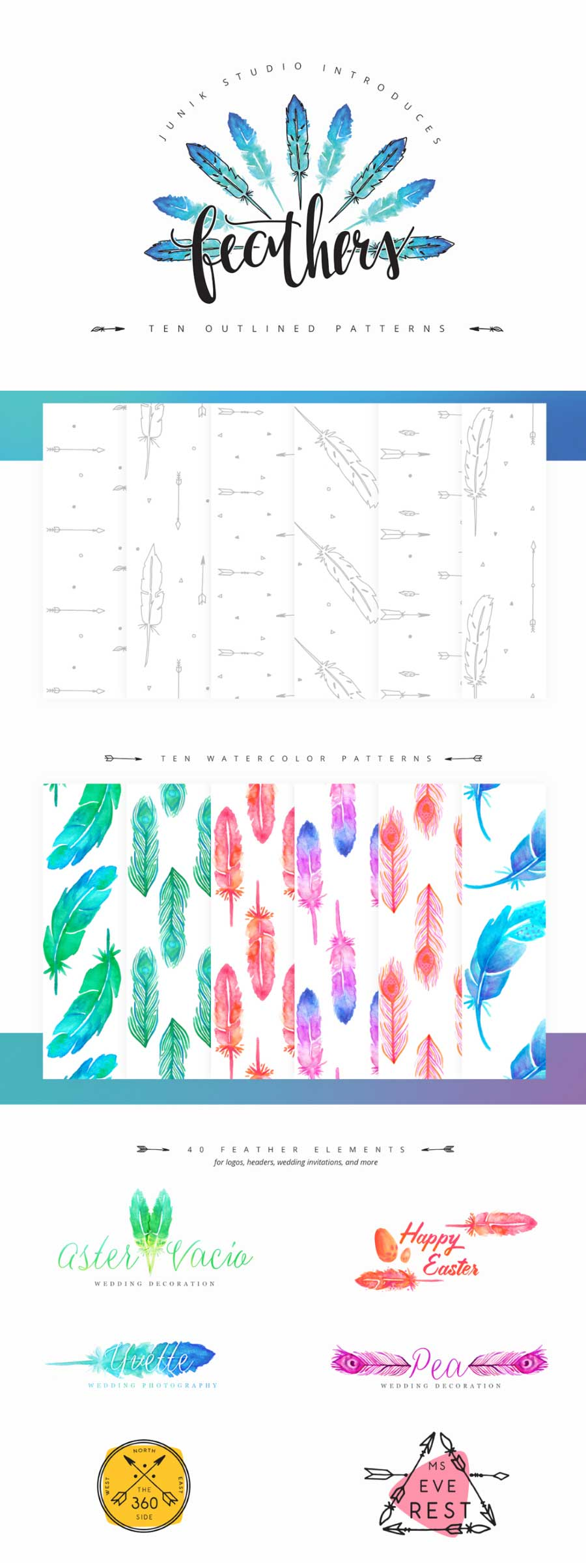 60-Free-Watercolor-Feather-for-Artist
