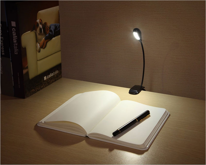 Amir-Rechargeable-Book-Light