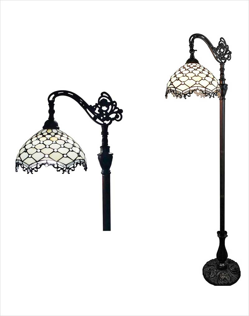 Amora-Lighting-AM122FL12-Jeweled-Reading-Floor-Lamp-62-In