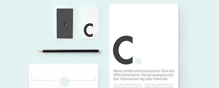Corner-Branding-Identity-Free-Mockup-Template