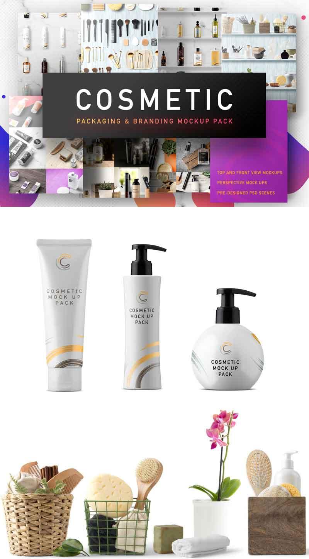 Cosmetic-Packaging-Mockups
