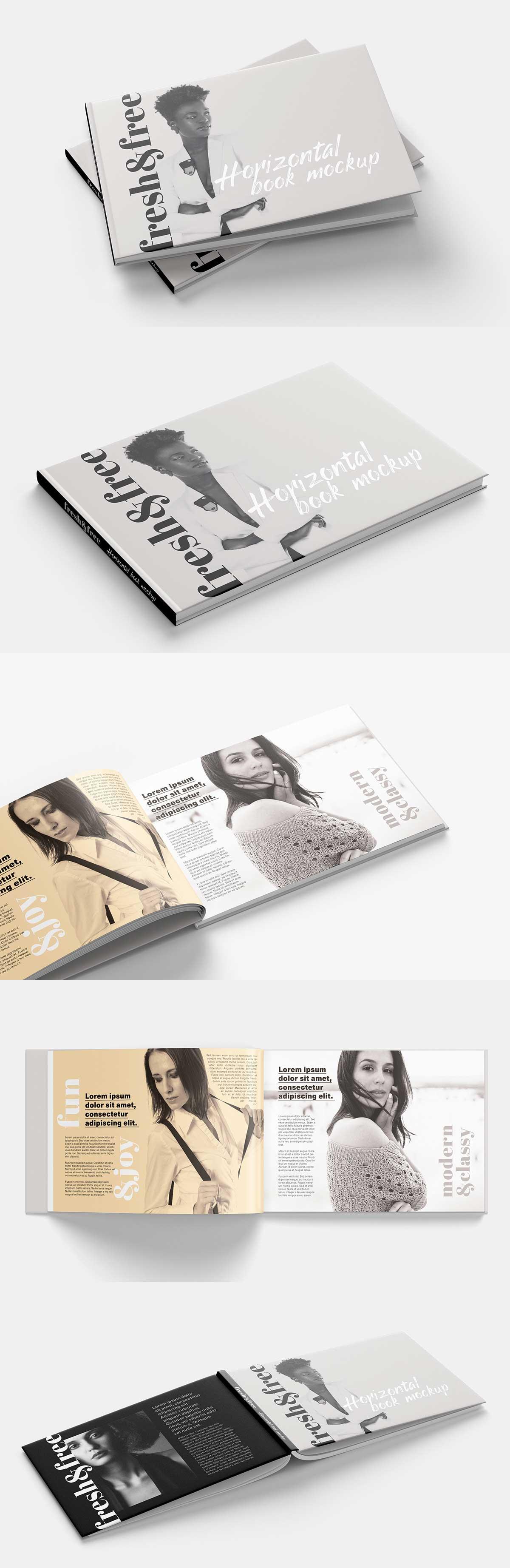 Free-Landscape-Book-Mockup-PSD