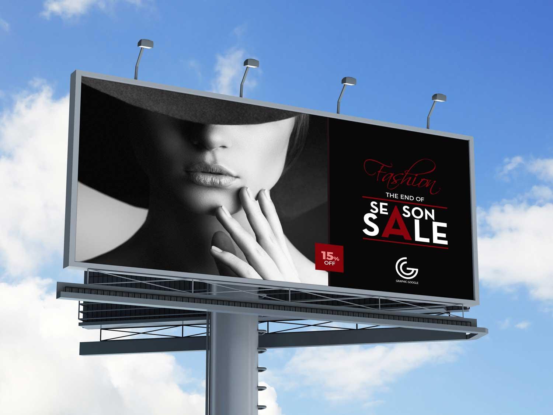Free-Outdoor-Advertisement-Hoarding-MockUp-PSD