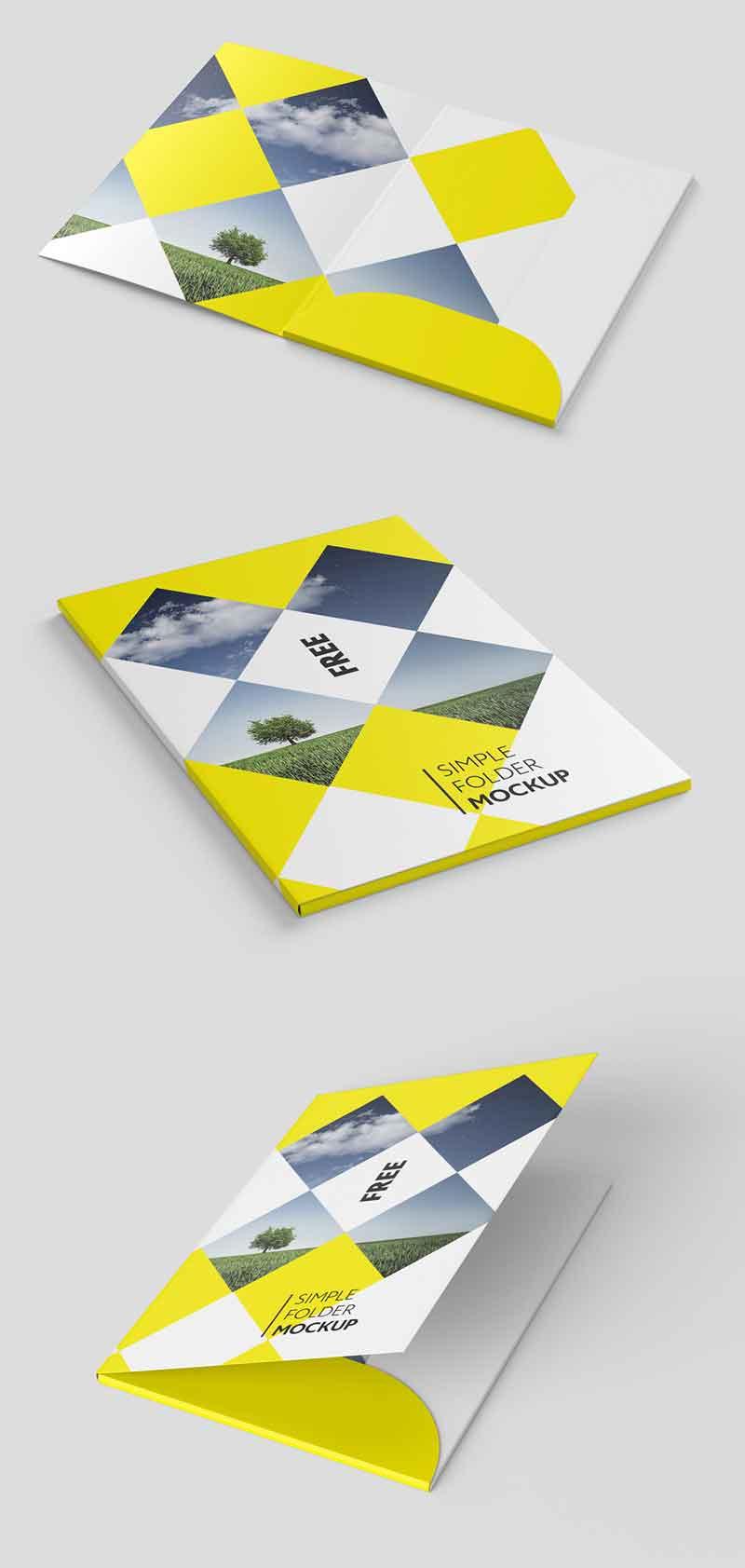 Free-folder-mockup