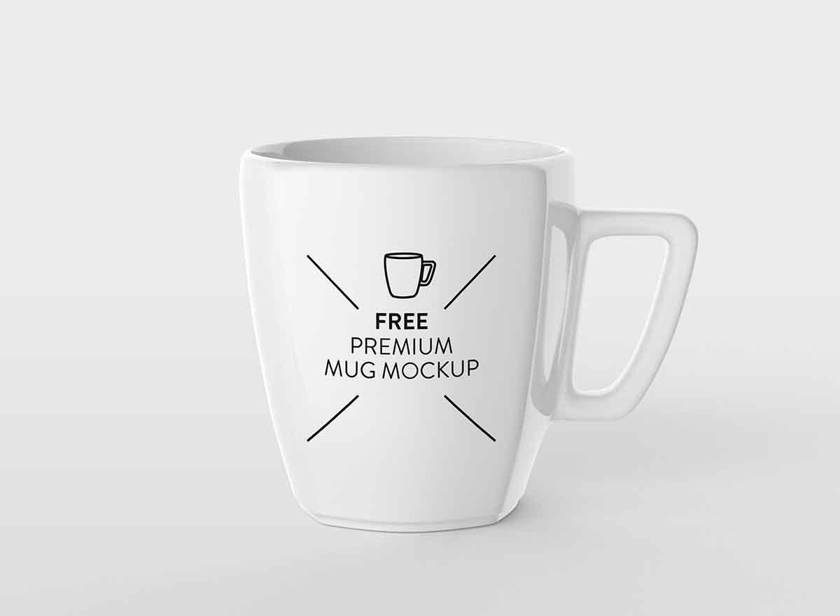 Free-mug-mockup