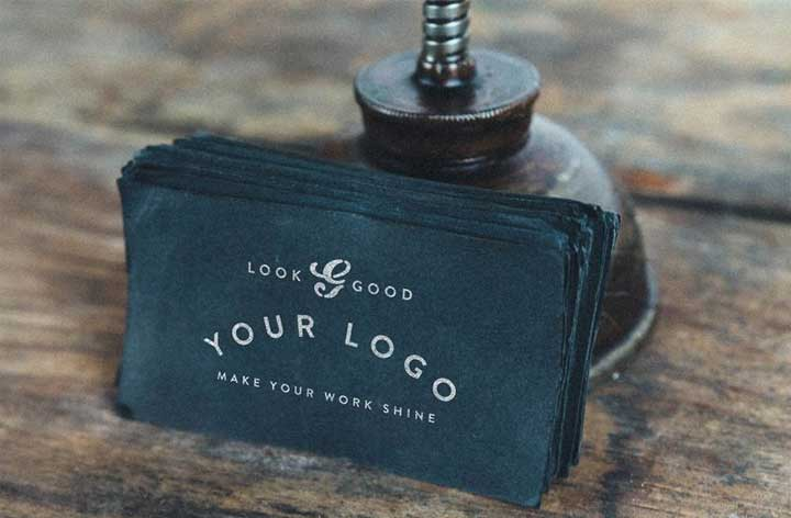 Handcrafted-Free-Business-Card-Mockups-by-Dustin-Lee