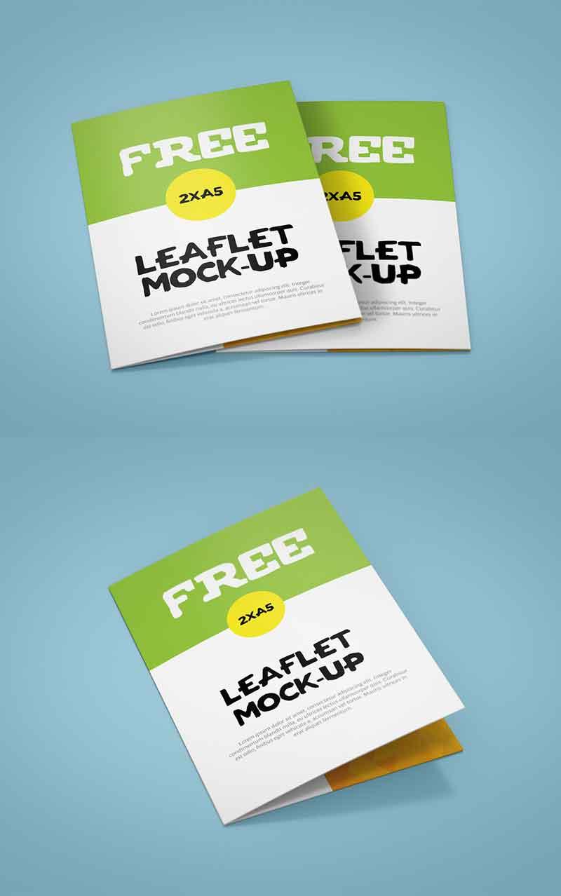 Leaflet-mockup-A5Bi-Fold