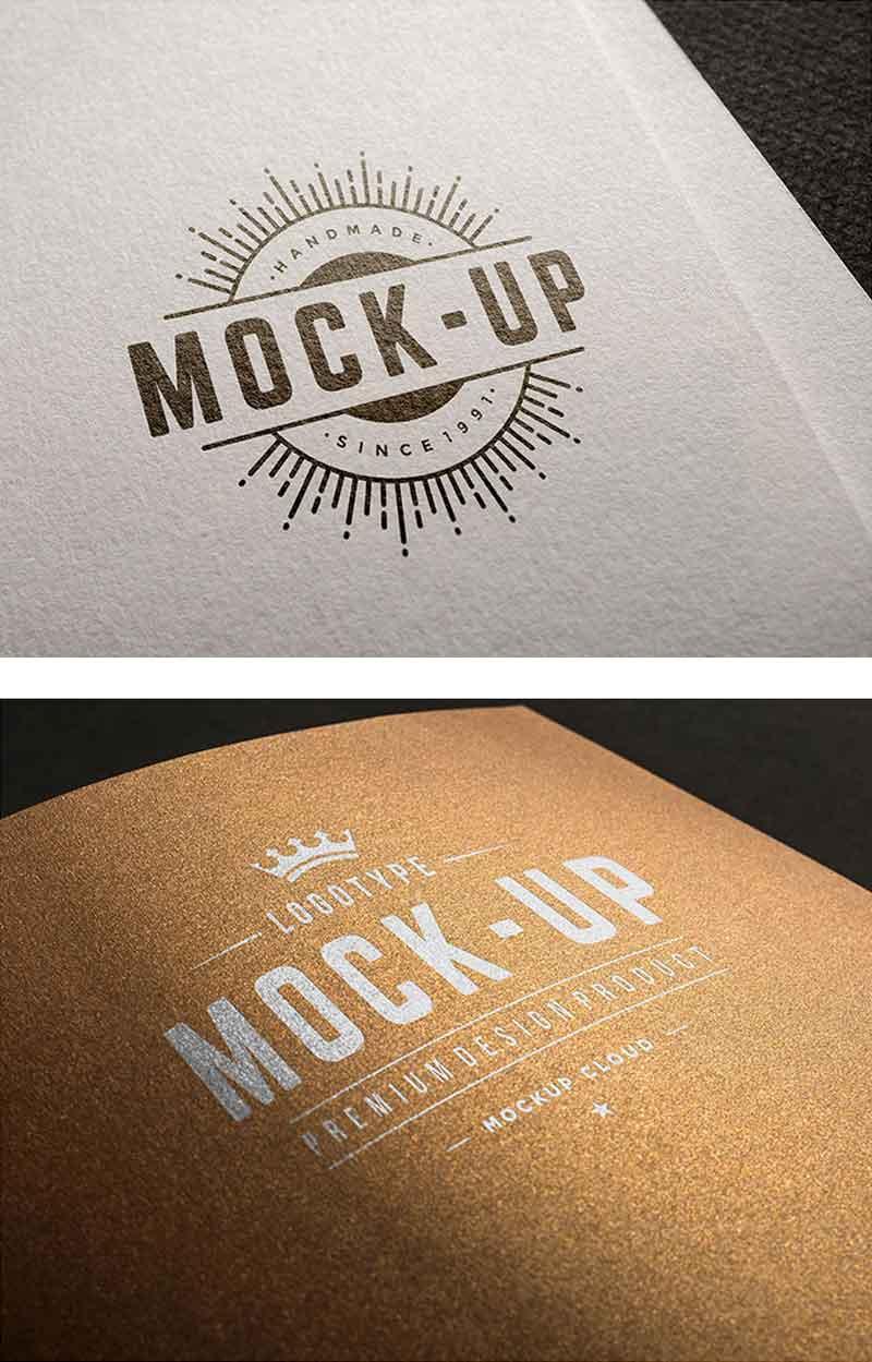 Logo-Badge-Free-Mockups