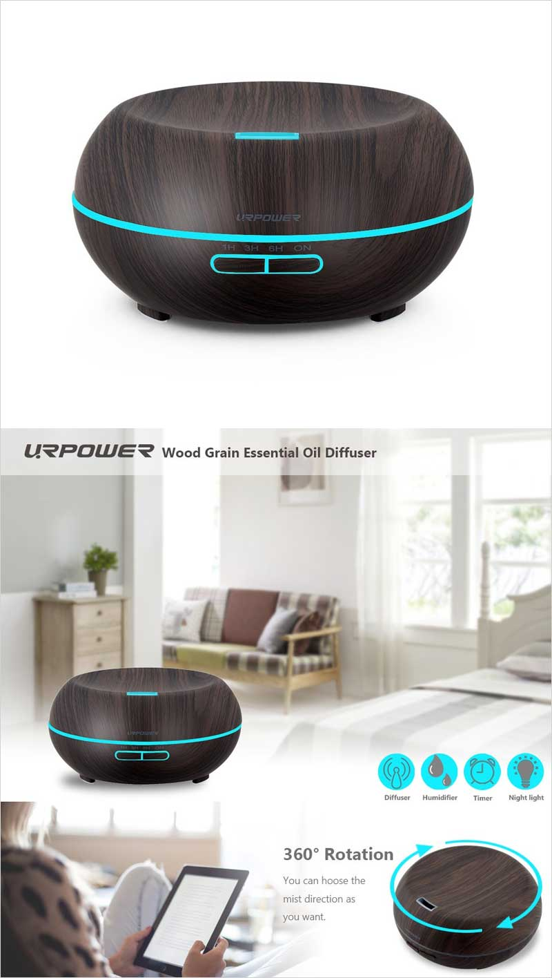 URPOWER-Essential-Oil-Diffuser