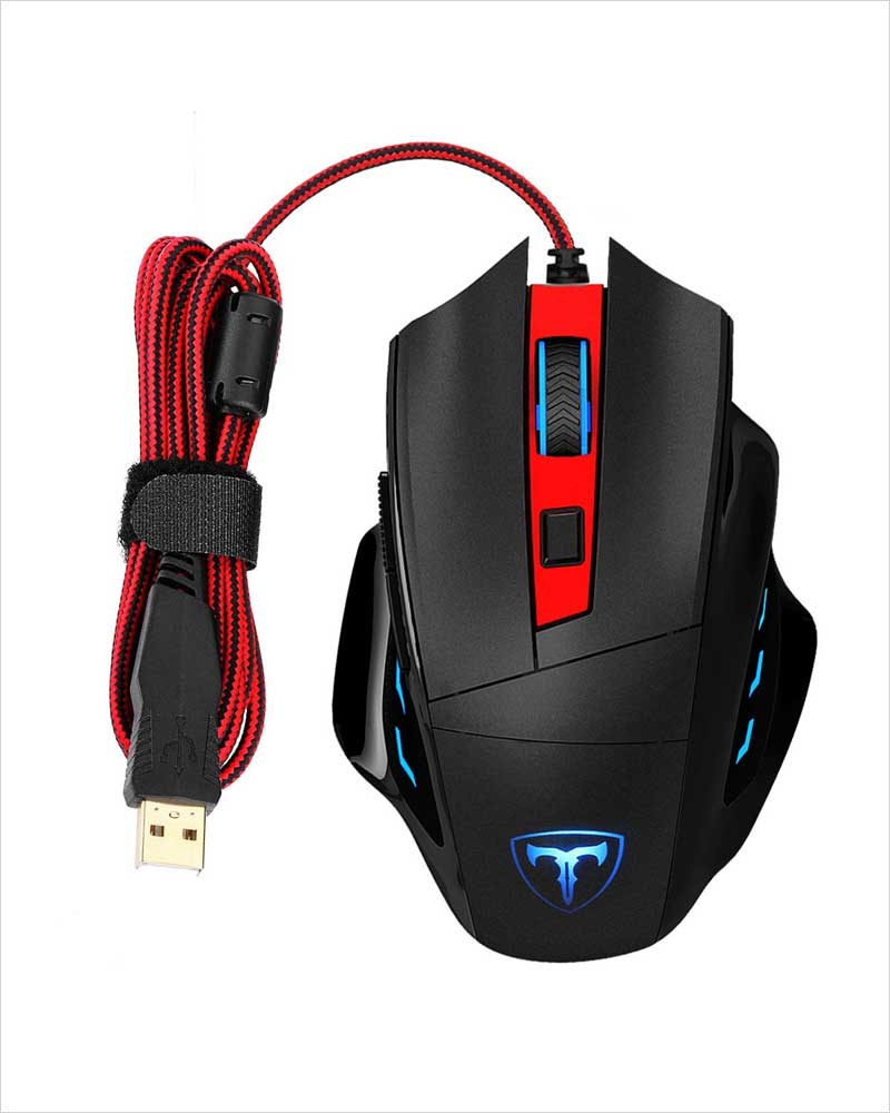 VicTsing-Laser-Gaming-Mouse