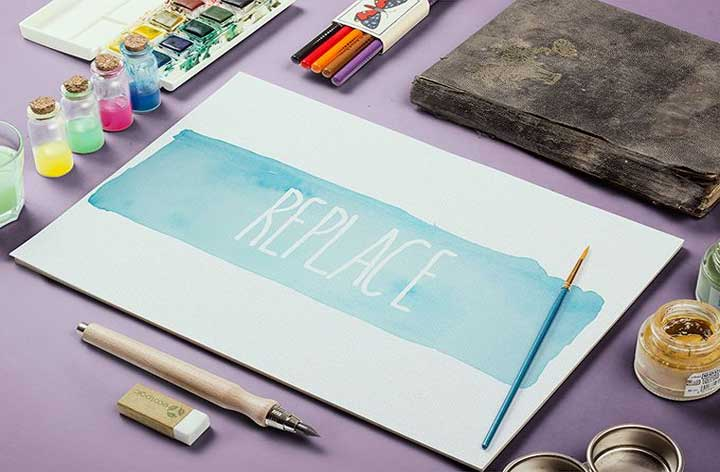 Watercolor-Sketch-Mockup-Template-by-Mucahit-Gayiran