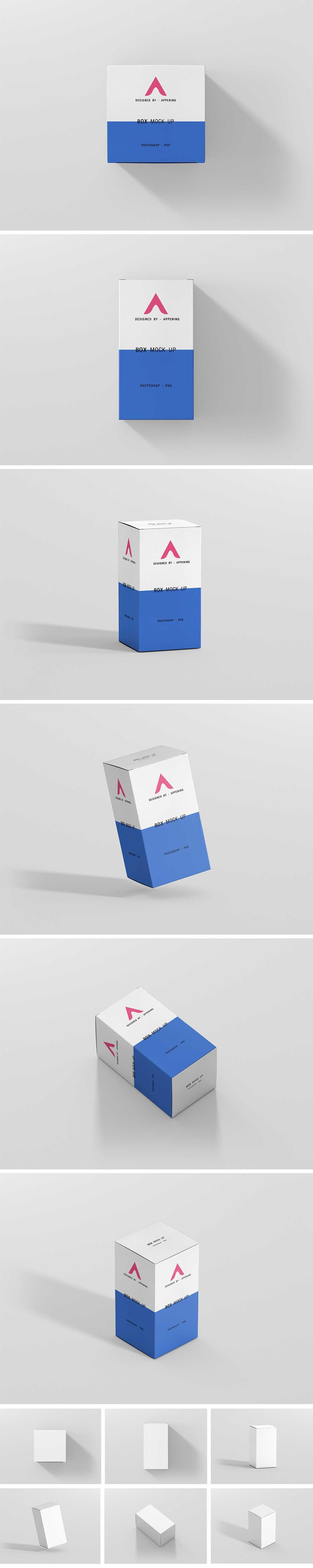 six-box-mockups