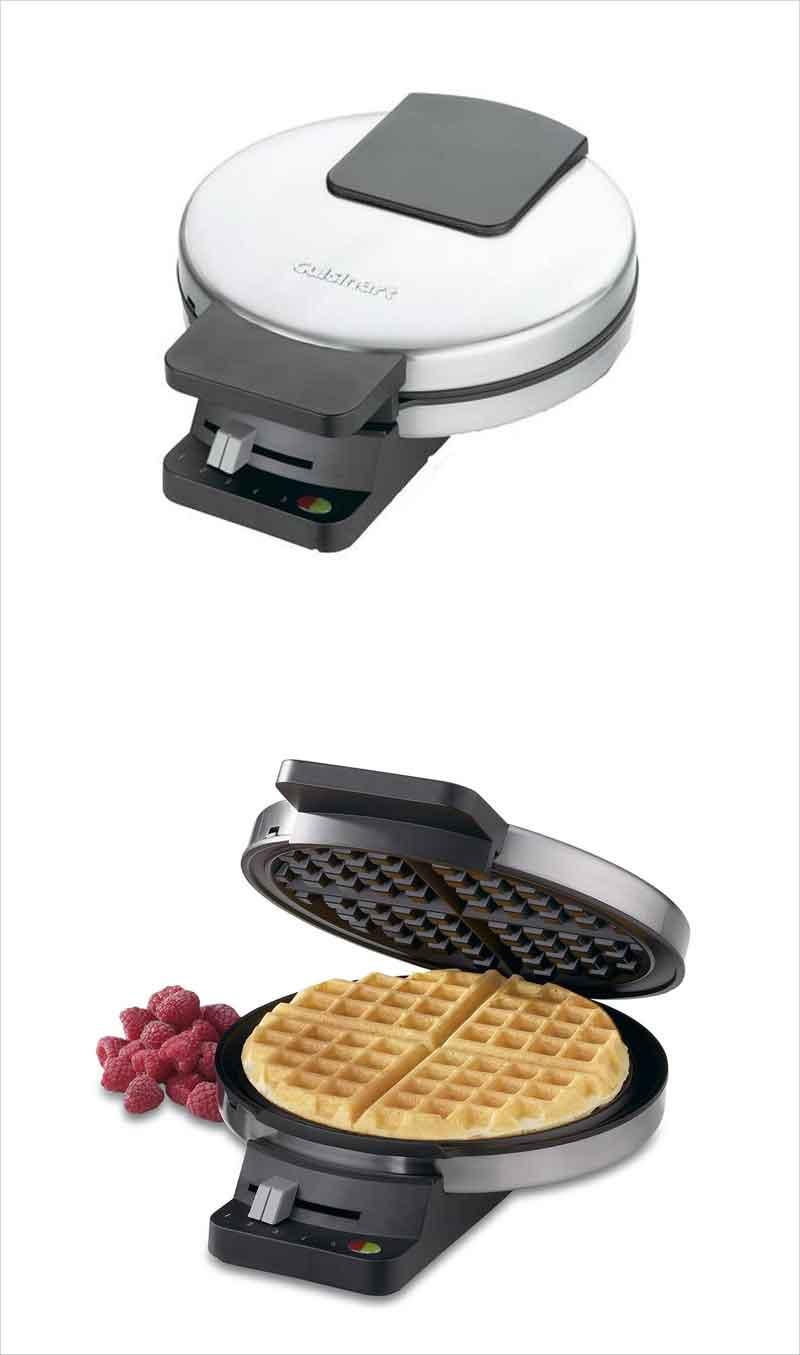 Cuisinart-WMR-CA-Round-Classic-Waffle-Maker