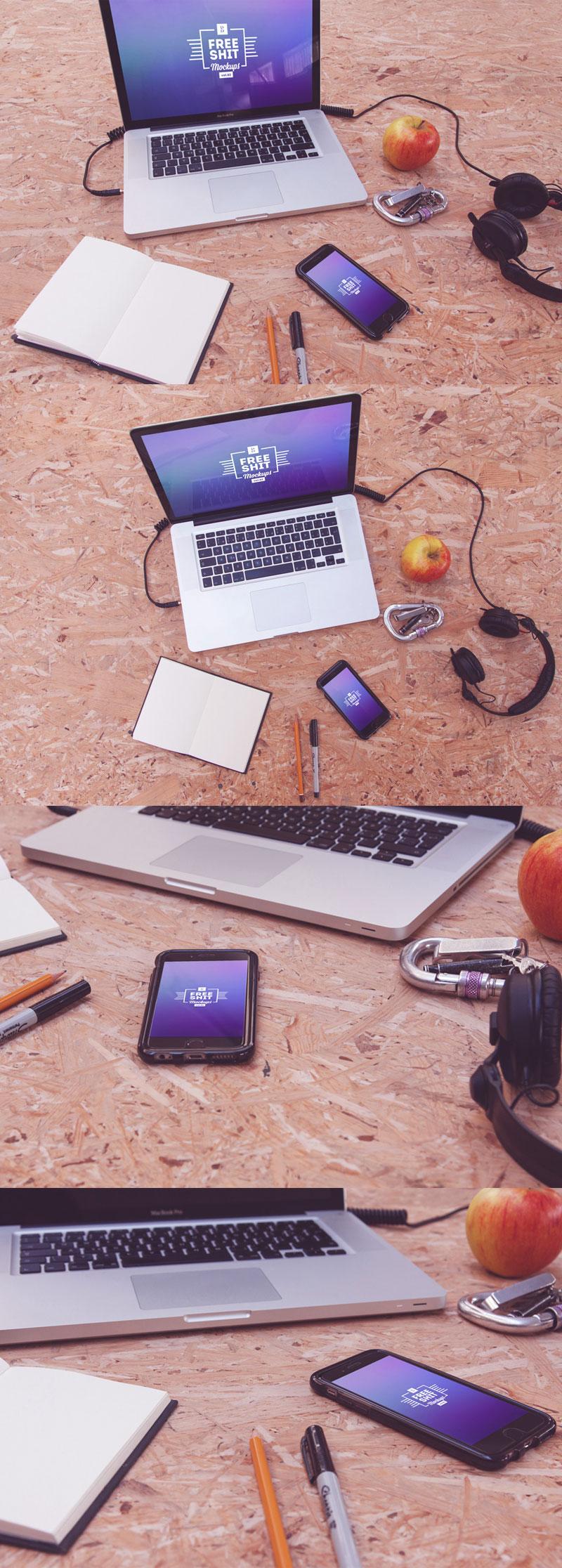 iPhone-and-Macbook-Mockups