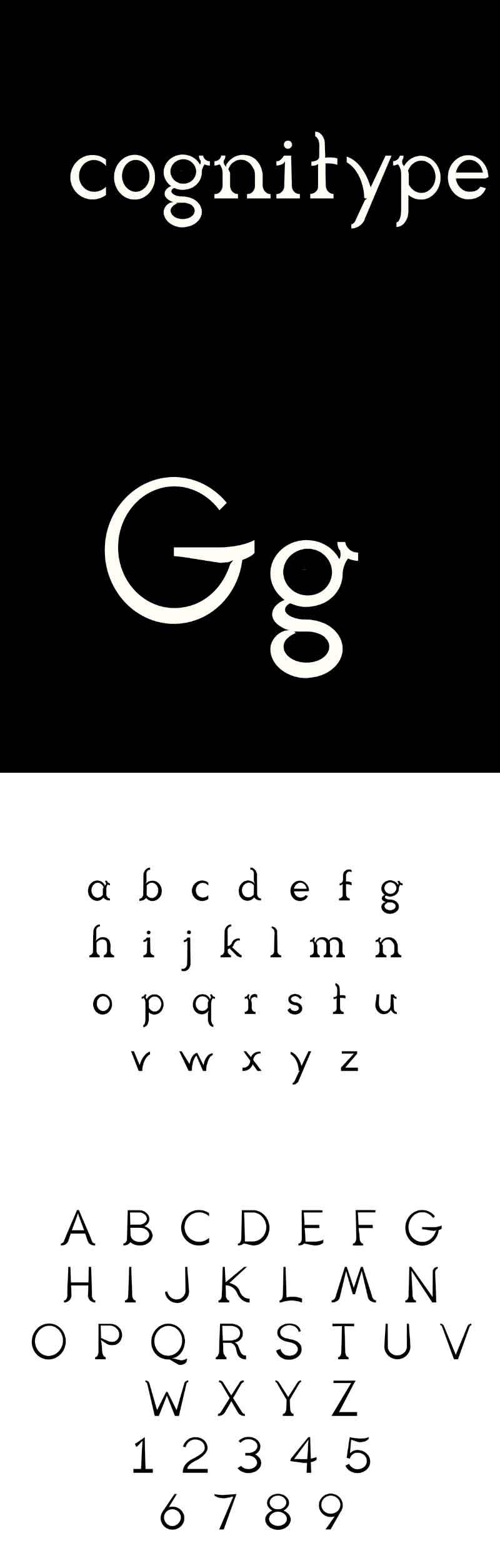 Cognitype-Serif-Free-Typeface
