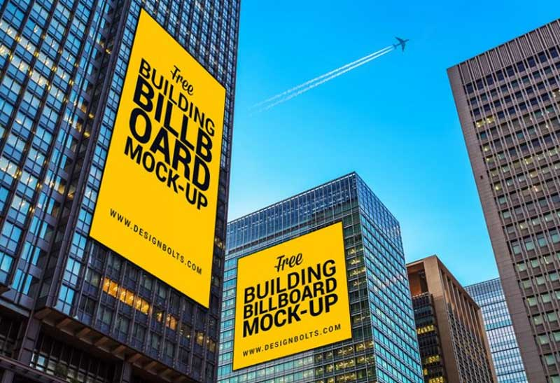 Free-Outdoor-Building-Advertising-Billboard-Mock-up
