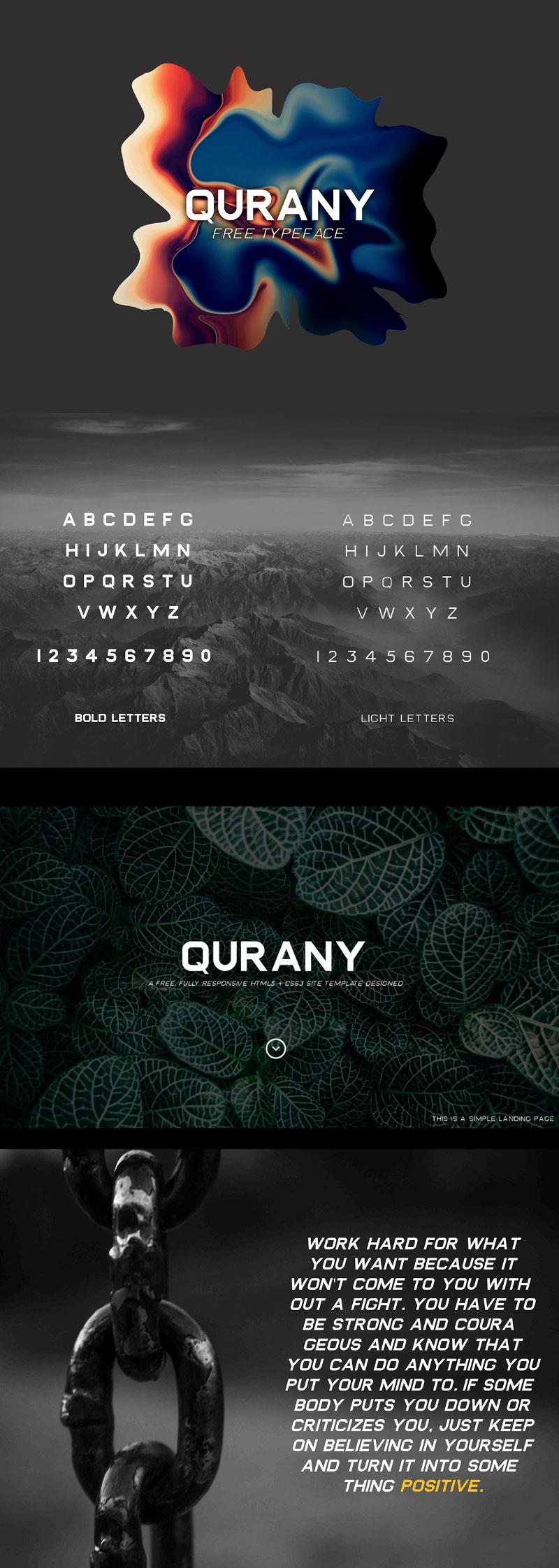 Qurany-Free-Font-Family