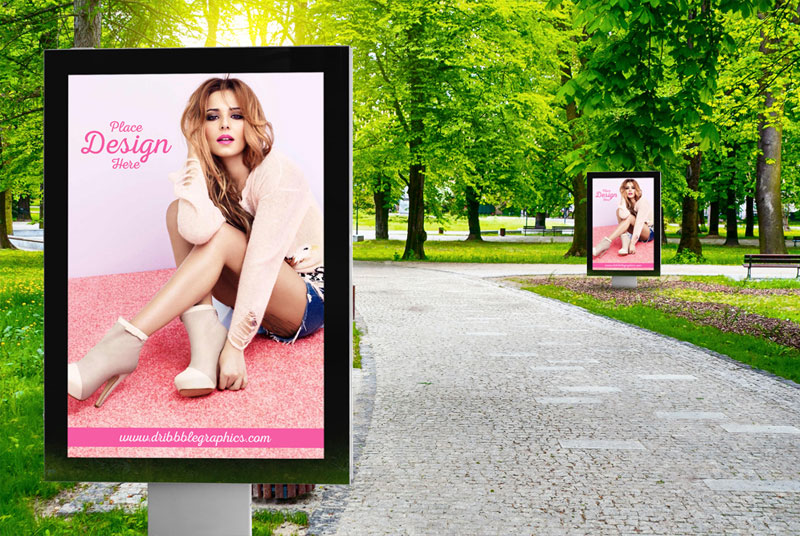 in-Park-Advertisement-Billboard-Mockup