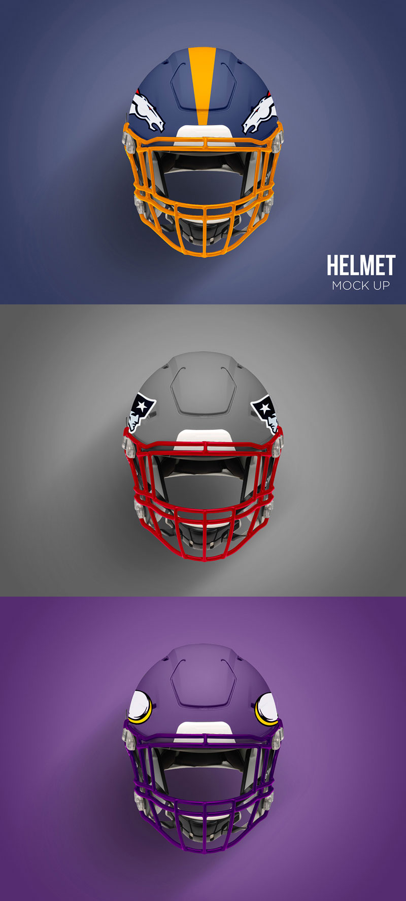 Free-Football-Helmet-Mockup