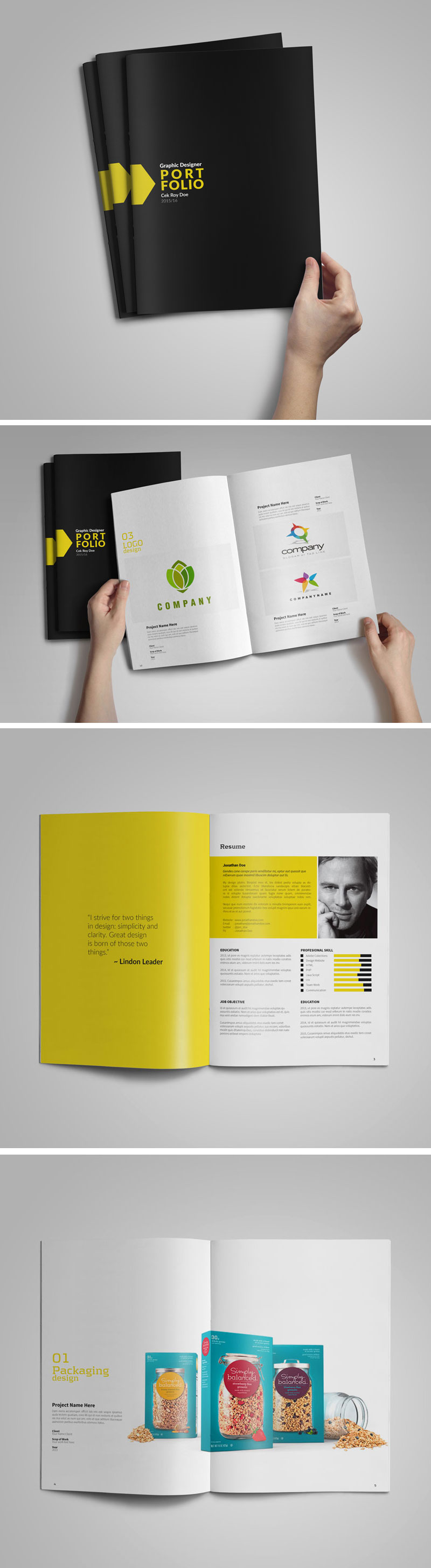 Graphic-Designer-Portfolio-Template