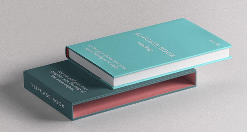 Psd-Slipcase-Book-Mockup