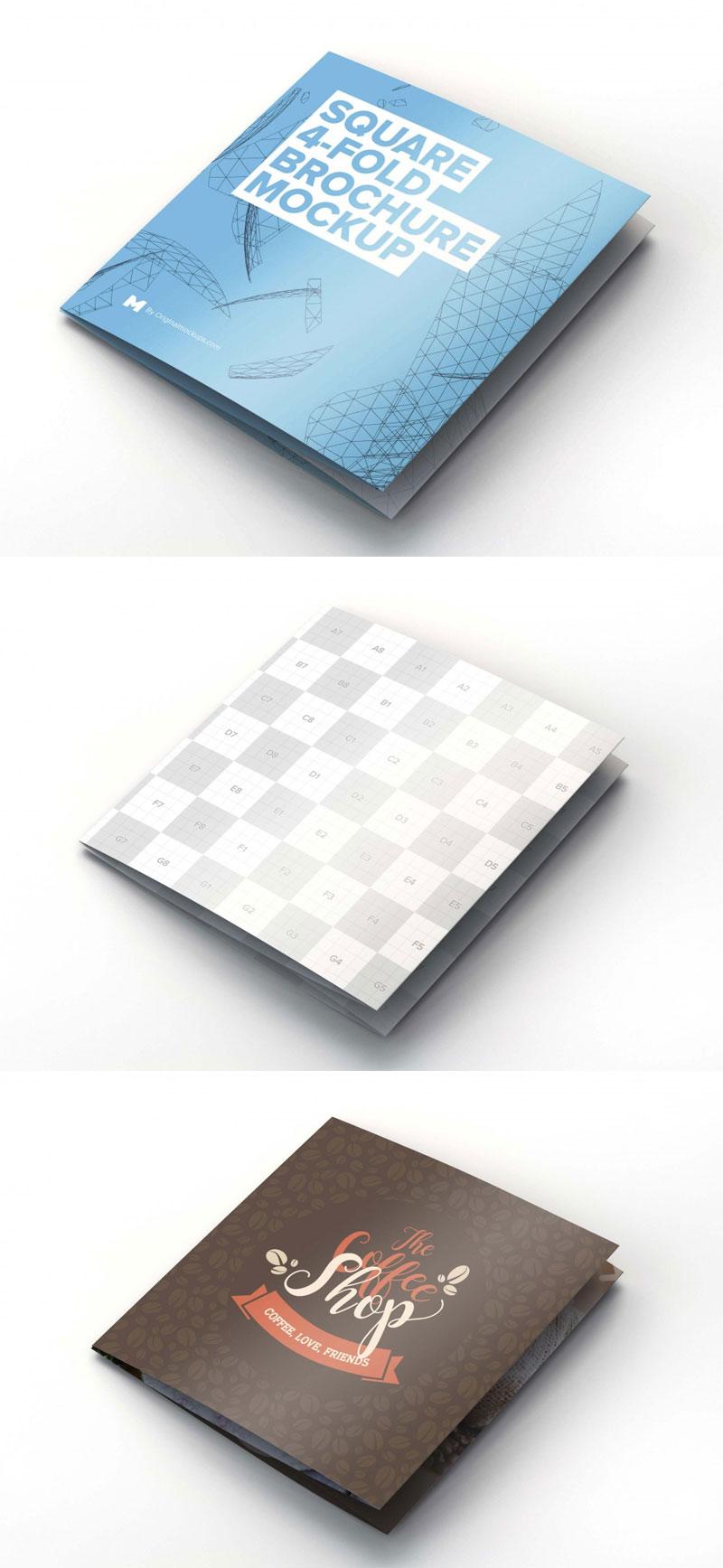 Square-4-Fold-Brochure-Mockup