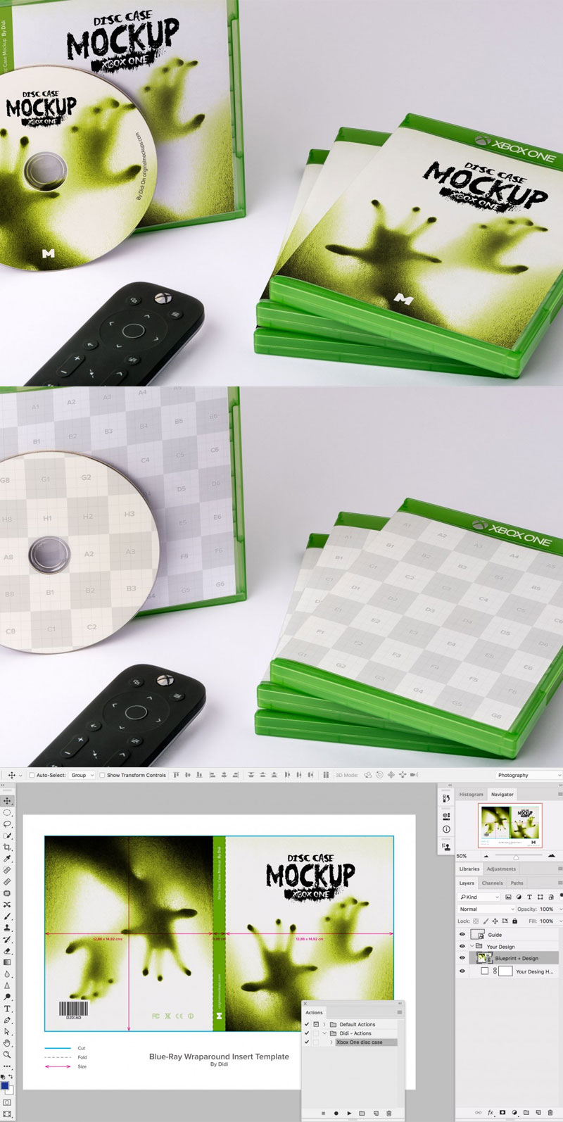 Xbox-One-Disc-Case-Mockup