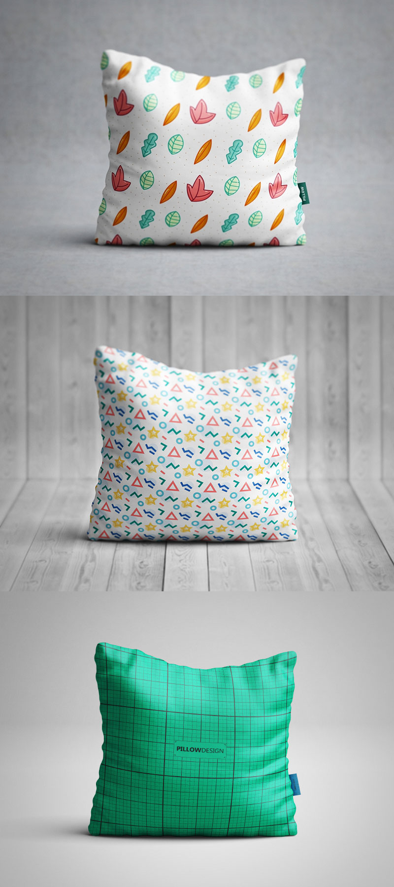 Square-Pillow-Mockup