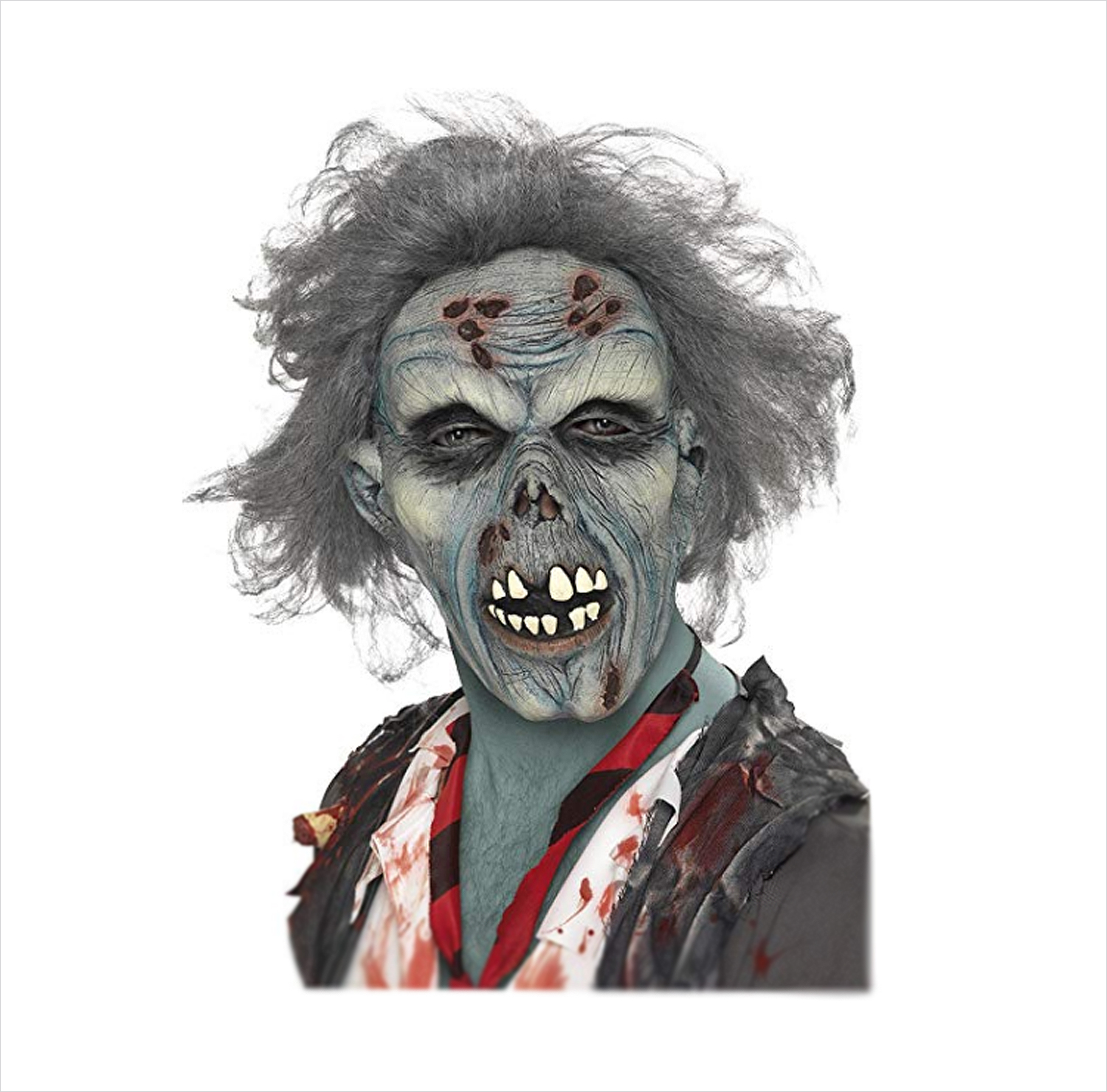 Men's-Decaying-Halloween-Mask-with-Hair
