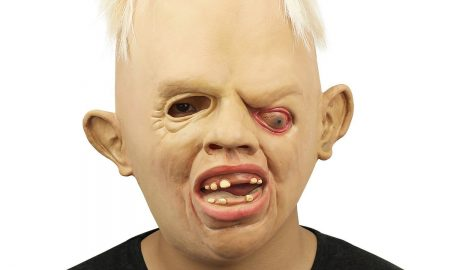 Rubber-Creepy-Scary-Ugly-Baby-Halloween-Mask