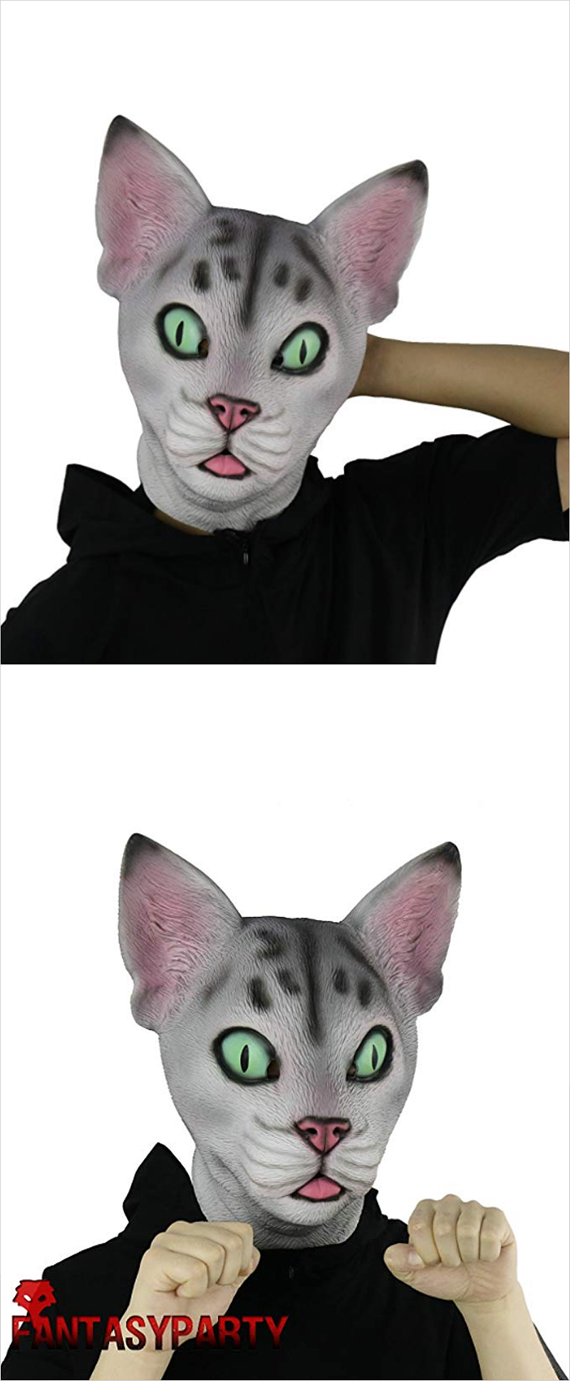 Fantasy-Party-Halloween-Cute-Cat-Mask