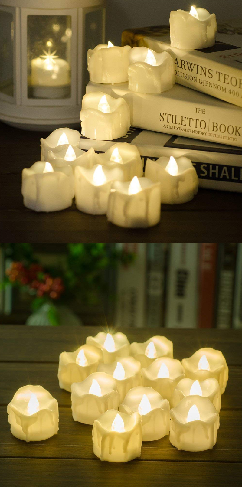 Halloween-Flameless-Light-Timer-Candles