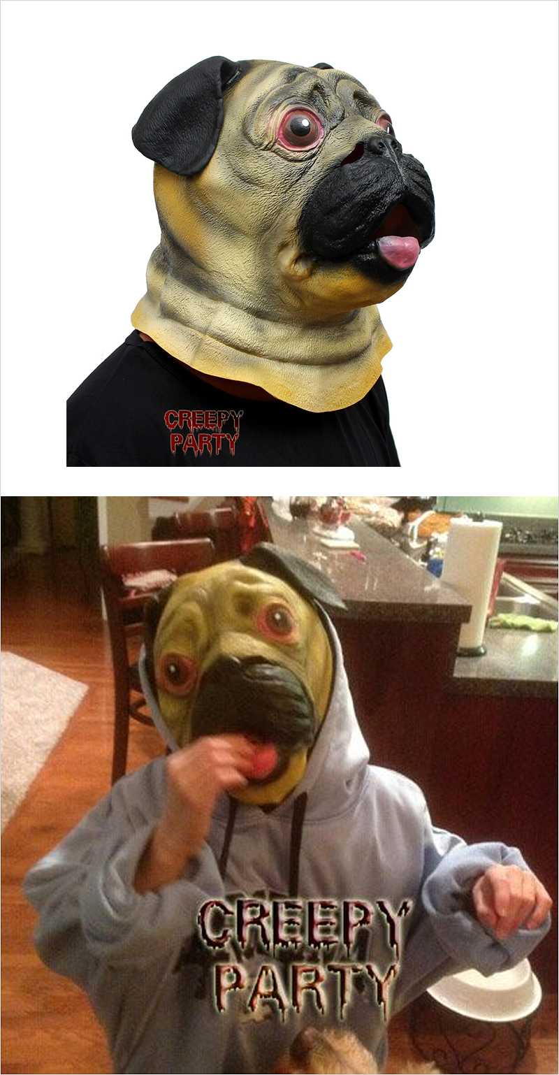 Halloween-Latex-Dog-Head-Mask