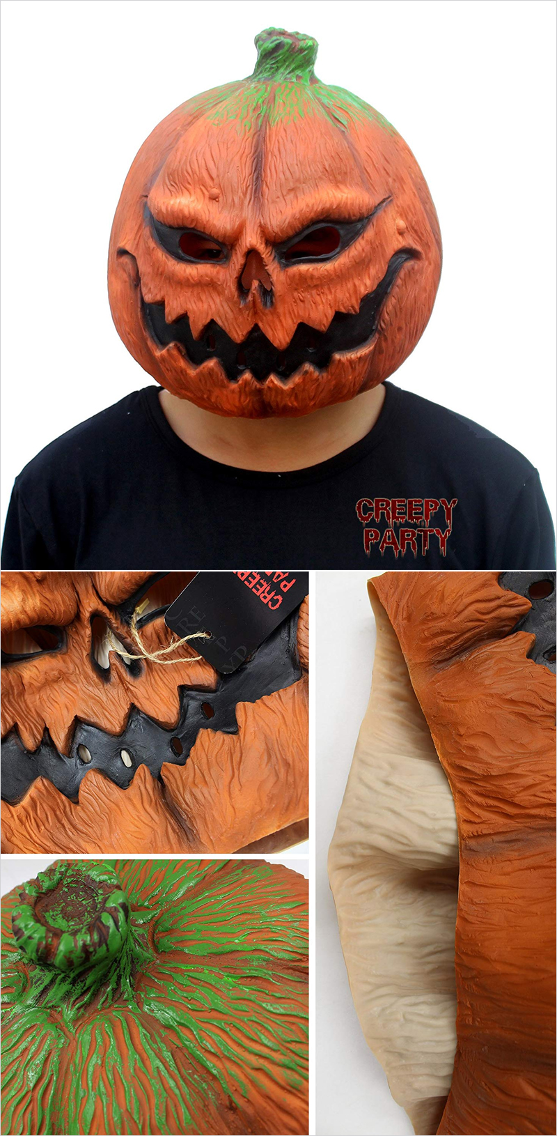 Halloween-Party-Latex-Pumpkin-Head-Mask