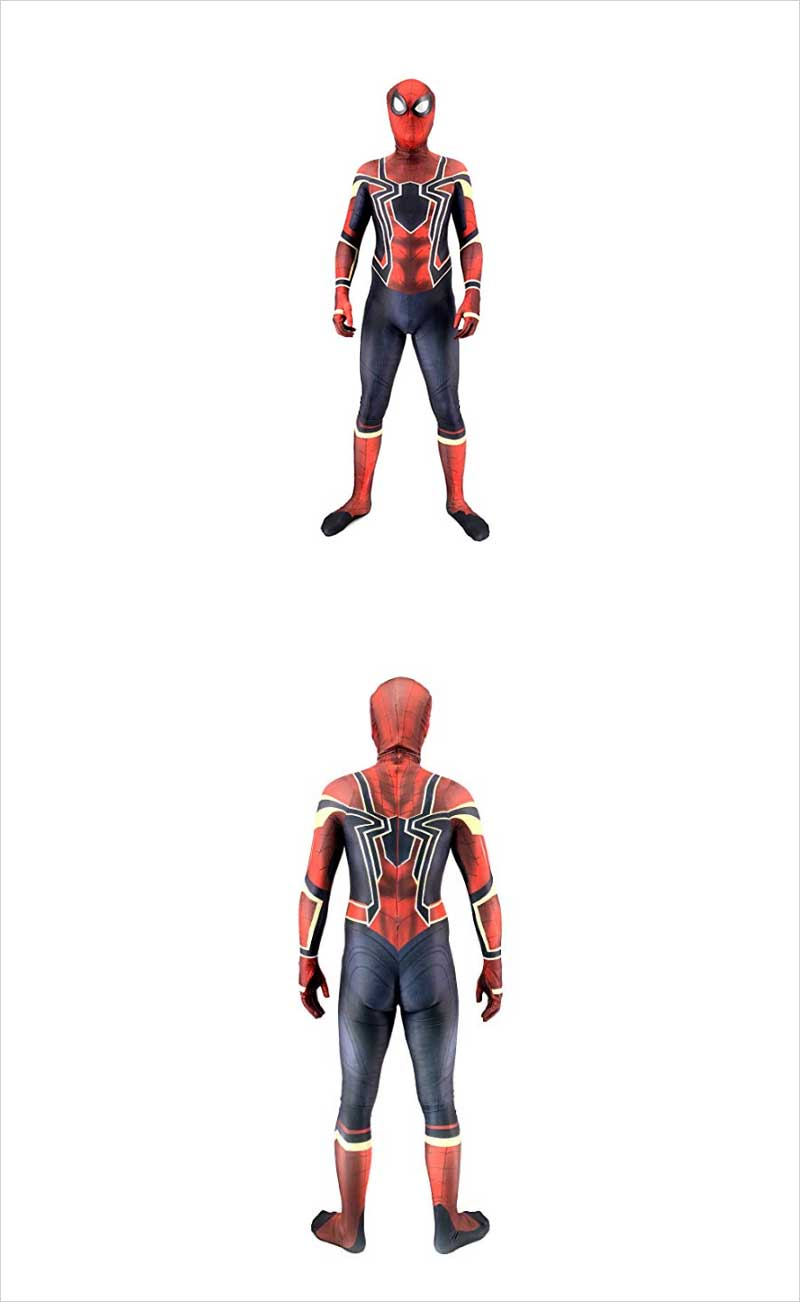 Halloween-Spiderman-Costumes