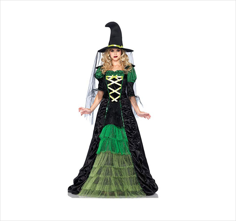 Halloween-Women-Storybook-Witch