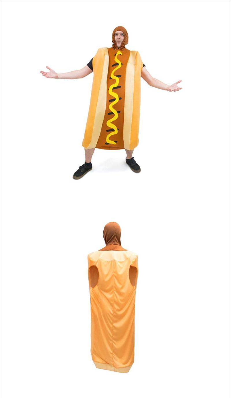 Hotdog-&-Wiener-Bun-Halloween-Costume