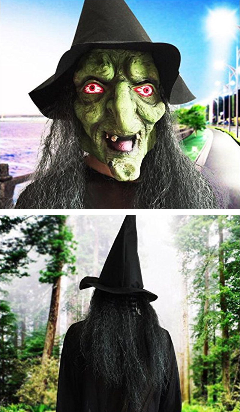 Long-Hair-Halloween-Scary-Witch-Face-Mask-with-Hat
