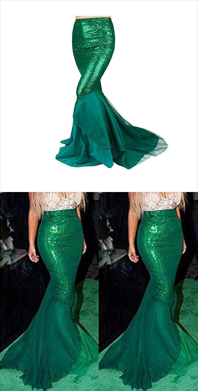 Women's-Mermaid-Tail-Halloween-Costumes