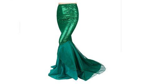 green-costume