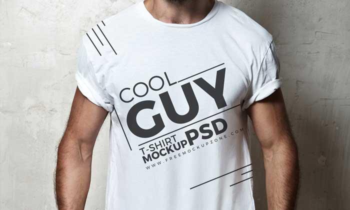 Cool Guy T Shirts Custom Shirt