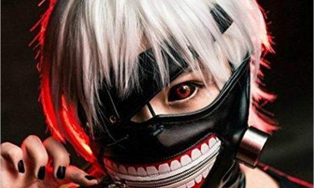 Halloween-Party-Cool-Zipper-Mask