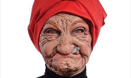 Halloween-Party-Old-Nana-Mask