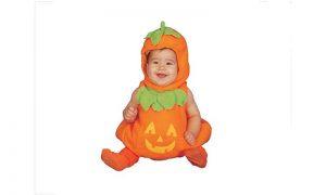 Orange-baby-costume